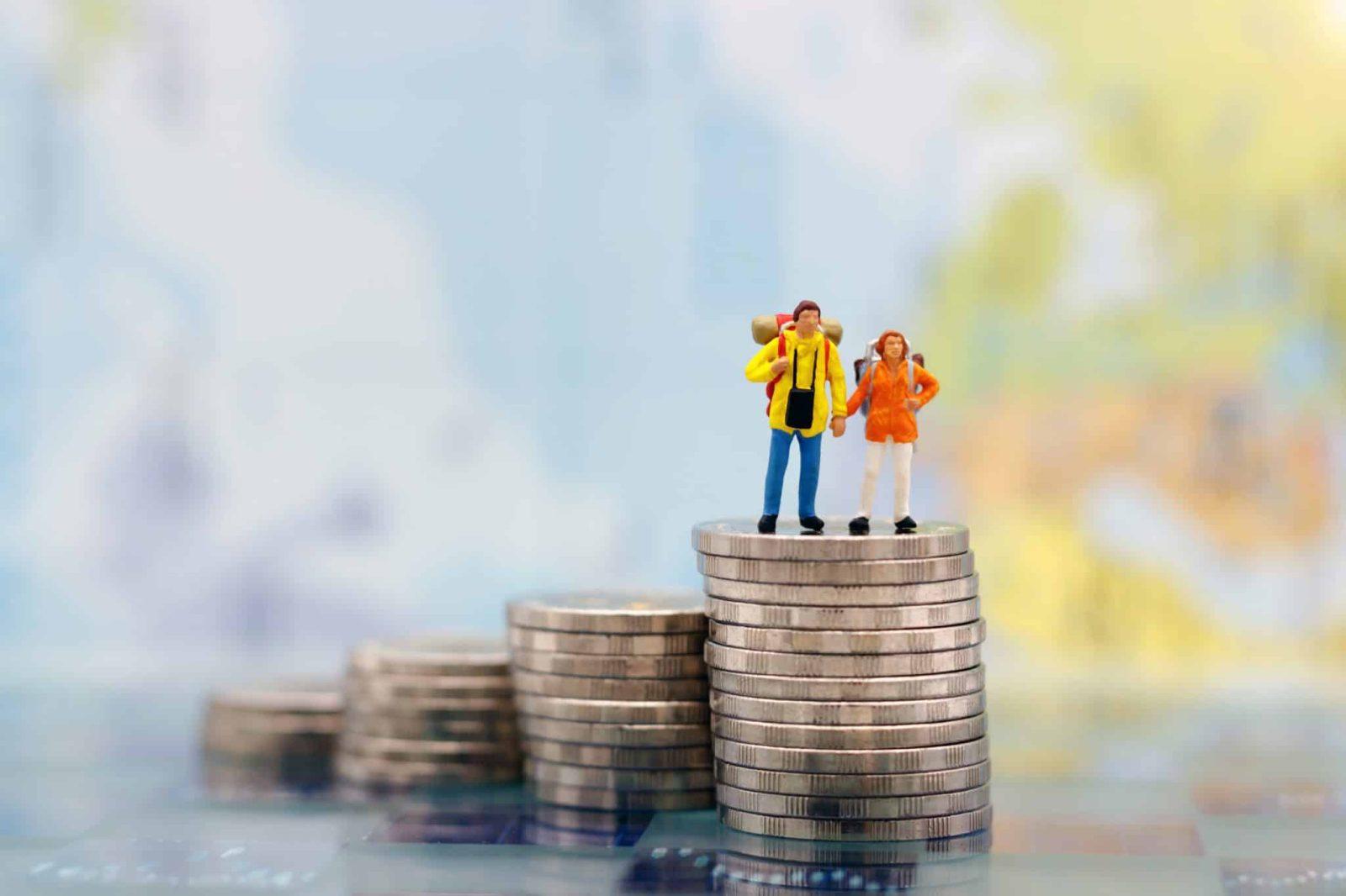 האם יש סיבה לחשוש אם שני בני הזוג באותו מסלול השקעה בקרן פנסיה