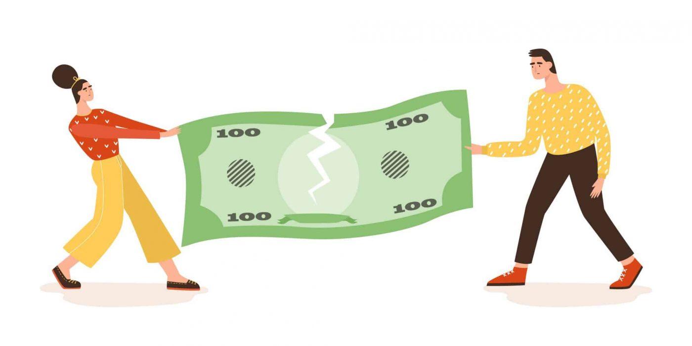 חלוקת החיסכון הפנסיוני במקרה גירושין